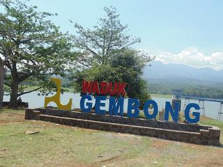 Waduk Gembong (Seloromo)
