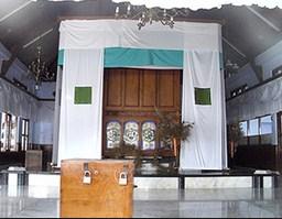 Makam Syeh Ahmad Muttamakin